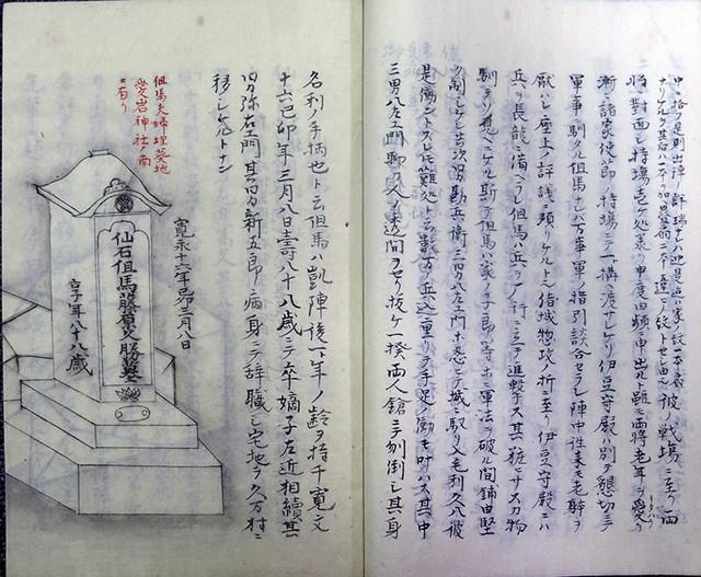 03-082 村松彦蔵自筆 百魂記ほか02 in 臥遊堂沽価書目「所好」三号