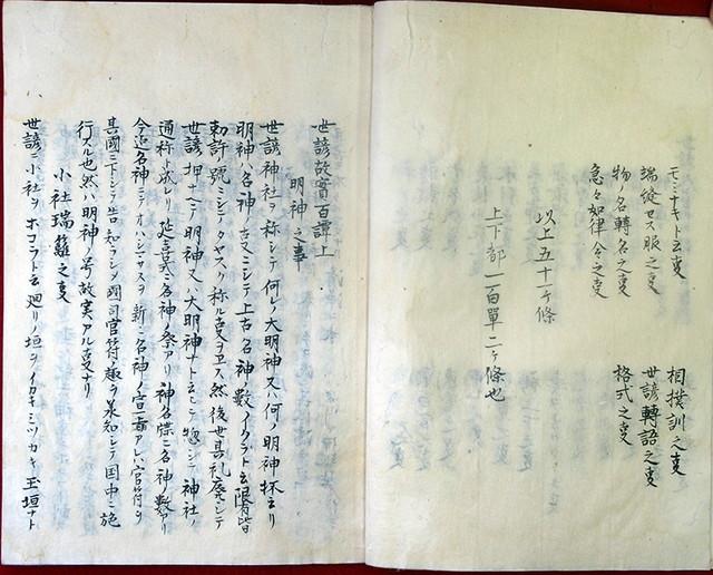 03-133 世諺故実百譚 in 臥遊堂沽価書目「所好」三号