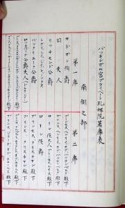03-231 ルイス内親王御結婚次第書ほか02 in 臥遊堂沽価書目「所好」三号
