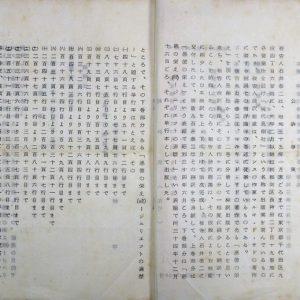 悪徳の栄え事件公判調書ほか(02-238/25866)