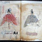 装束礼法稿本-1619a