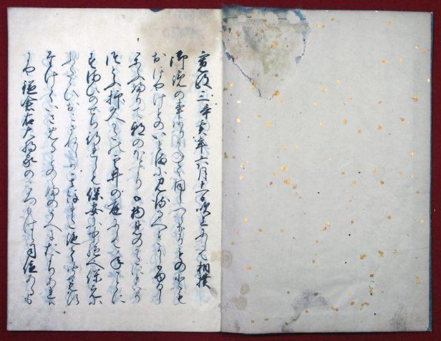 寛政三年相撲御覧之記(01-085/25482)