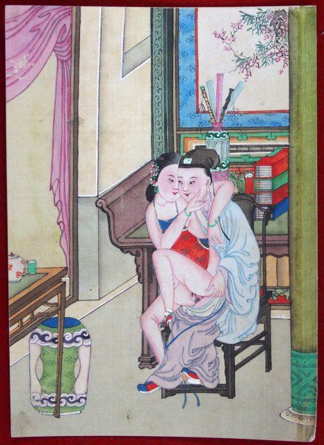 cn0019 中国春宮画12圖揃