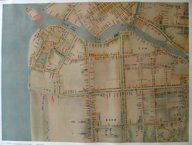 江戸実測図-2161b