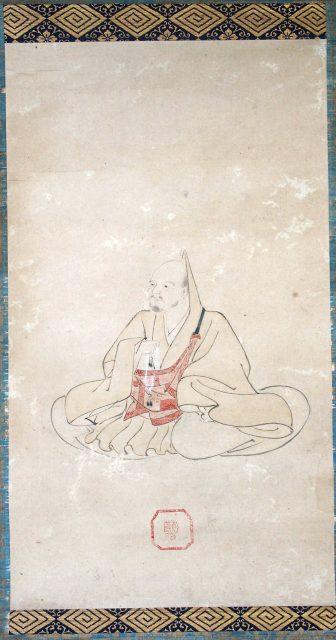 歌仙絵三幅対-0682c
